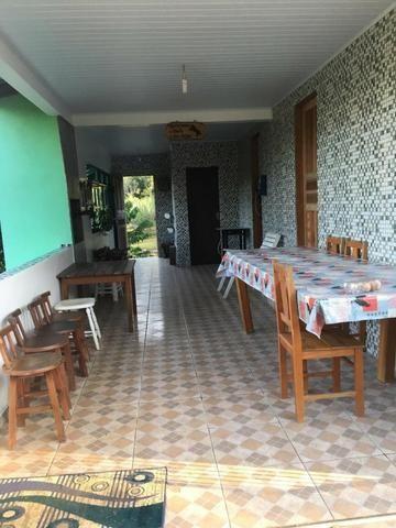 Sítio com casa mobiliada em Porto Belo- Sertão do Valongo - 2.369.00m² - Foto 2