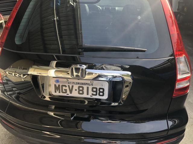 Honda cr-v automática 4x4 com teto solar - Foto 14