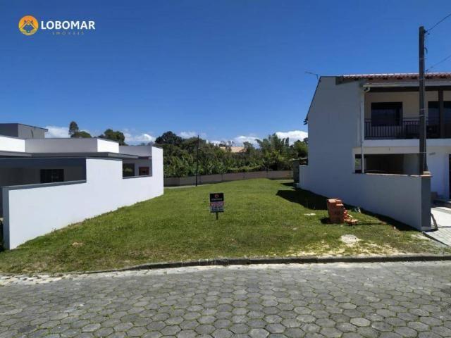Terreno condominio fechado, 300 m² por r$ 145.000 - nossa senhora da paz - balneário piçar
