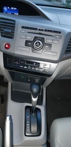 Honda Civic 1.8 LXS Flex Automático 4p - Foto 15
