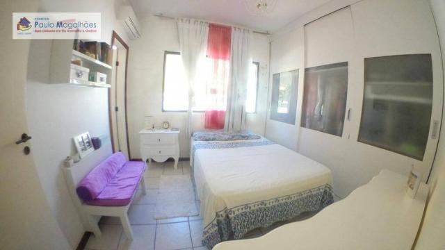 Casa com 5 dormitórios à venda, 200 m² por R$ 1.100.000 - Patamares - Salvador/BA - Foto 17