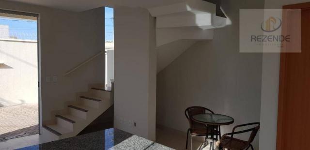 VENDA - Sobrado 2 suítes - 71 m² - R$ 210.000,00 - 604 Norte - Palmas/TO - Foto 18
