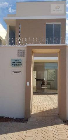 VENDA - Sobrado 2 suítes - 71 m² - R$ 210.000,00 - 604 Norte - Palmas/TO - Foto 6