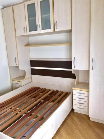 Apartamento 3 dormitórios mobiliada no Cabral - Foto 7