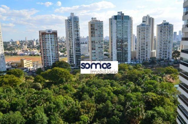 Apartamento com 4 dormitórios à venda, 178 m² por r$ 1.105.000,00 - jardim goiás - goiânia - Foto 2