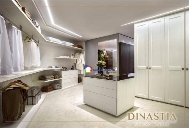 Apartamento com 4 dormitórios à venda, 326 m² por r$ 2.190.000,00 - setor marista - goiâni - Foto 6