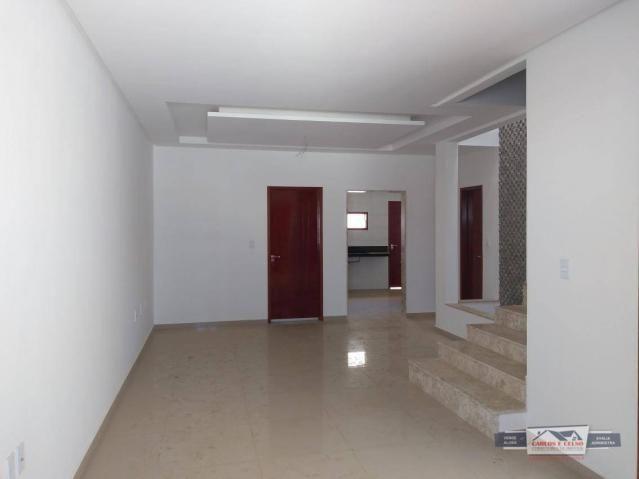 Apartamento Duplex com 4 dormitórios à venda, 160 m² por R$ 380.000 - Maternidade - Patos/ - Foto 2