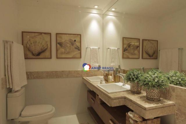 Apartamento com 4 dormitórios à venda, 175 m² por R$ 1.080.000,00 - Setor Marista - Goiâni - Foto 9
