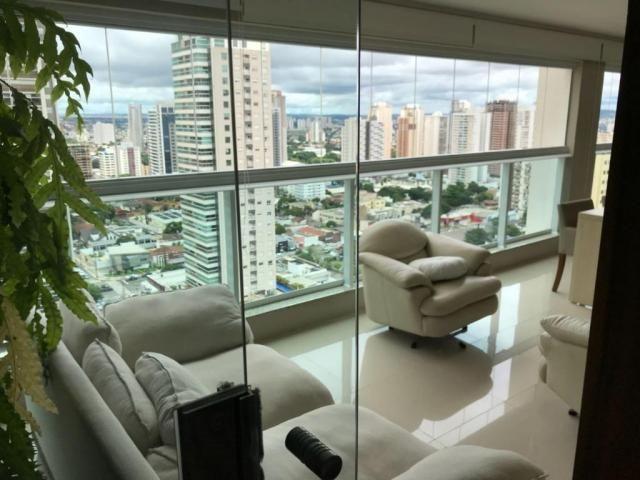 Apartamento com 3 dormitórios à venda, 149 m² por r$ 950.000 - setor bueno - goiânia/go - Foto 17