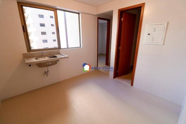 Apartamento com 3 dormitórios à venda, 230 m² por r$ 940.000,00 - setor bueno - goiânia/go - Foto 18