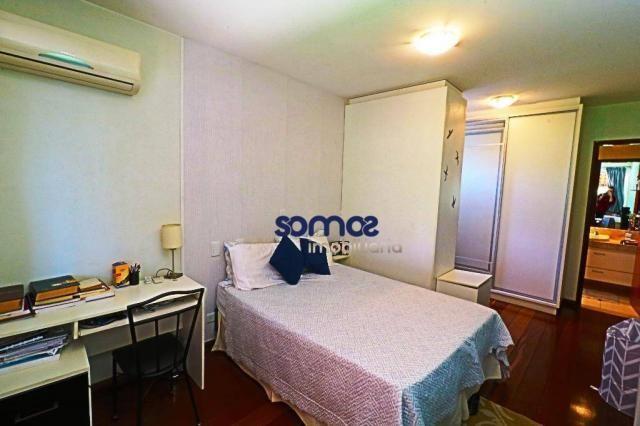Sobrado com 4 dormitórios à venda, 280 m² por R$ 995.000,00 - Setor Sul - Goiânia/GO - Foto 17