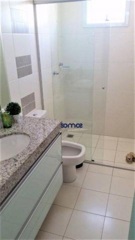 Apartamento com 3 dormitórios à venda, 122 m² por r$ 729.000 - setor bueno - goiânia/go - Foto 12