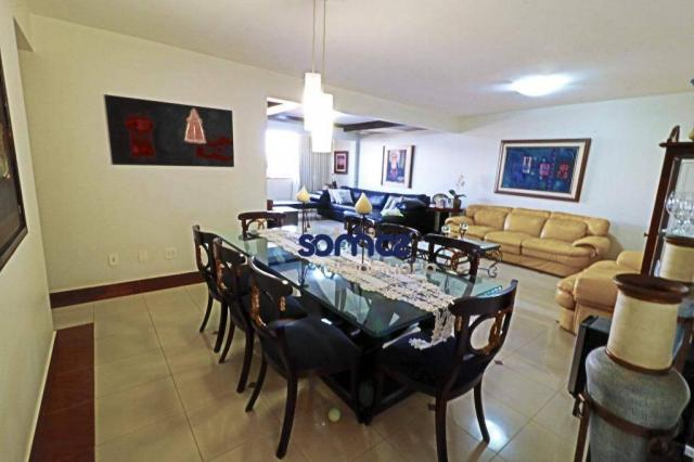 Apartamento com 4 dormitórios à venda, 167 m² por R$ 550.000,00 - Jardim América - Goiânia - Foto 5