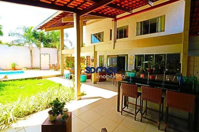 Sobrado com 4 dormitórios à venda, 280 m² por R$ 995.000,00 - Setor Sul - Goiânia/GO - Foto 12