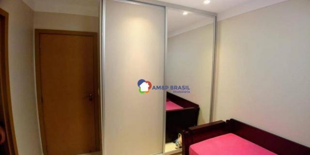 Apartamento com 3 dormitórios à venda, 179 m² por r$ 1.250.000,00 - setor marista - goiâni - Foto 17