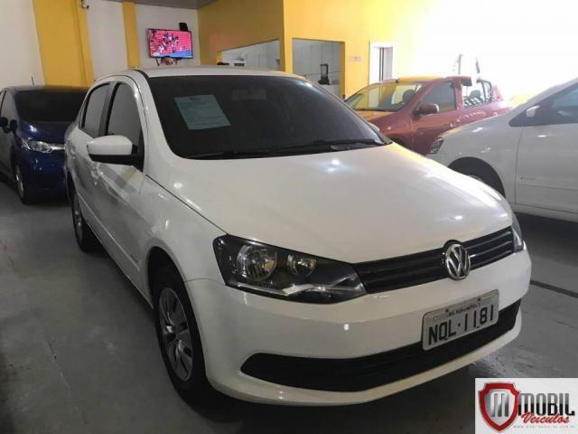 Volkswagen Voyage 1.6/1.6 City  Mi Total Flex 8V 4p - Foto 2