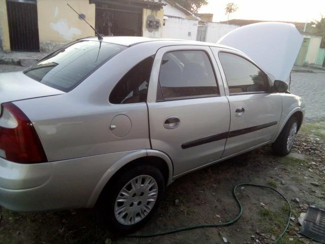 Corsa Max pra vender ou trocar obs carro finan - Foto 5