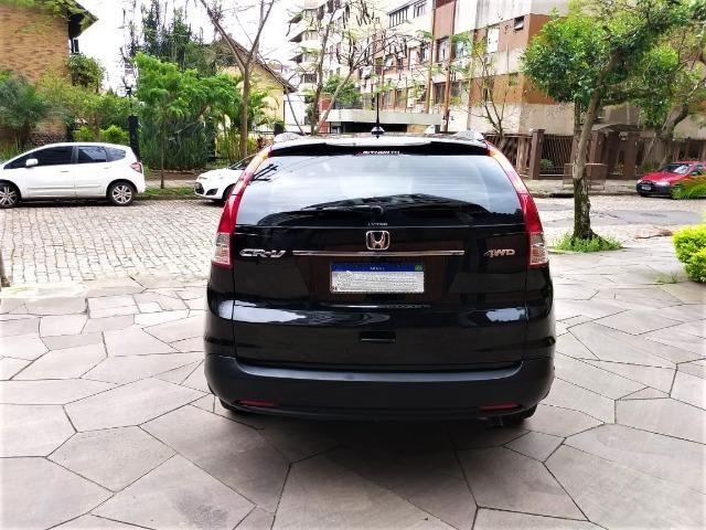 Honda CR-V EXL 4x4, Top de Linha, 68.000km, Teto Solar, Couro, Impecável, Financio - Foto 4