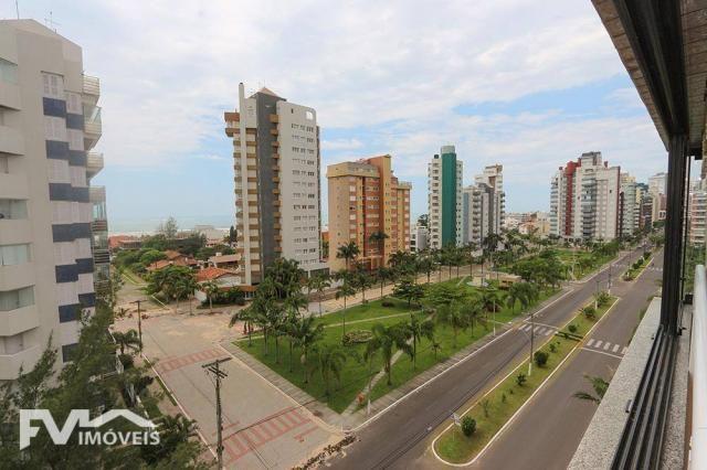 Apartamento com vista para o mar de Torres RS, nas quatros praças. - Foto 16