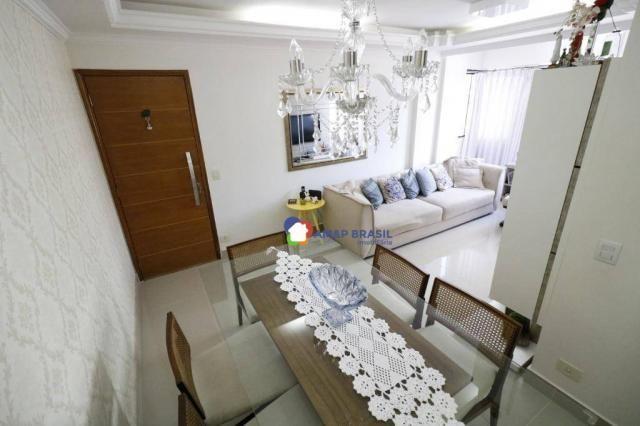 Apartamento com 3 dormitórios à venda, 80 m² por r$ 290.000,00 - setor nova suiça - goiâni - Foto 5