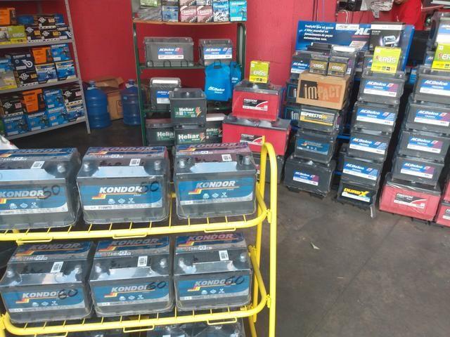 Baterias Melhores preços de Goiânia confiram - Foto 4