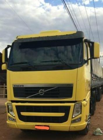 Volvo Fh 440 6x4 i-shift 2009/2010 Rodotrem Guerra 2010/2010 com pneus - Foto 5