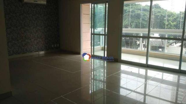 Apartamento com 3 dormitórios à venda, 111 m² por R$ 575.000,00 - Serrinha - Goiânia/GO - Foto 4