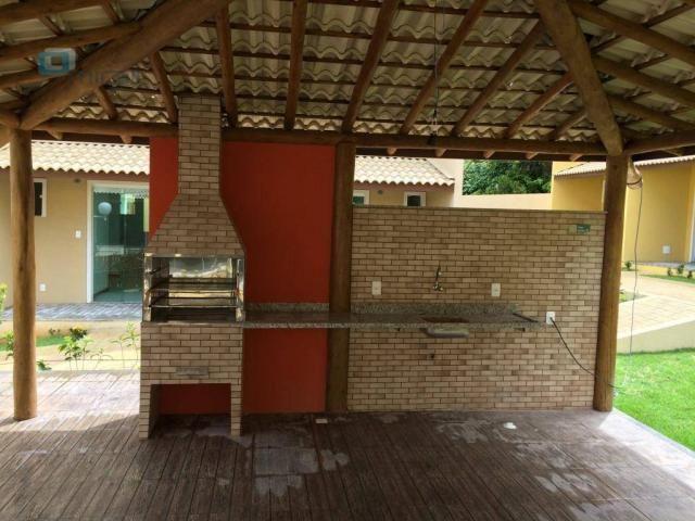 Casa residencial à venda, Imbassai, Mata de São João - CA0213. - Foto 4