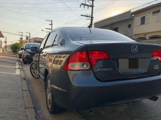Honda Civic 1.8 Lxs Flex 4p - Foto 6