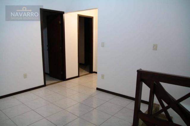 Casa com 4 dormitórios à venda, 184 m² por r$ 690.000 - stella maris - salvador/ba - Foto 14