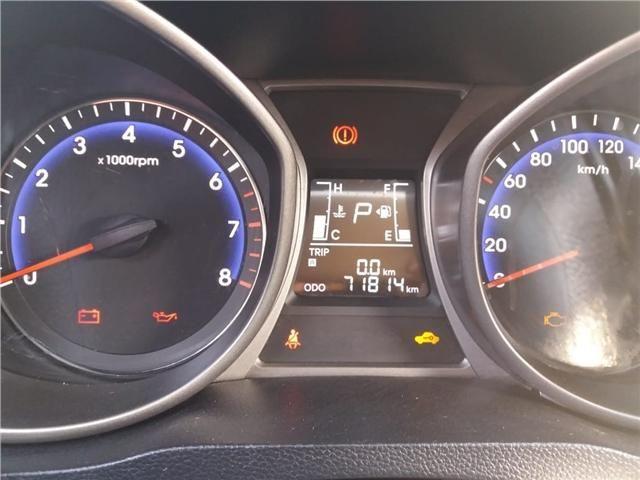 Hyundai Hb20s 1.6 comfort plus 16v flex 4p automático - Foto 8