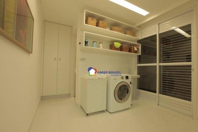 Apartamento com 4 dormitórios à venda, 175 m² por R$ 1.080.000,00 - Setor Marista - Goiâni - Foto 10
