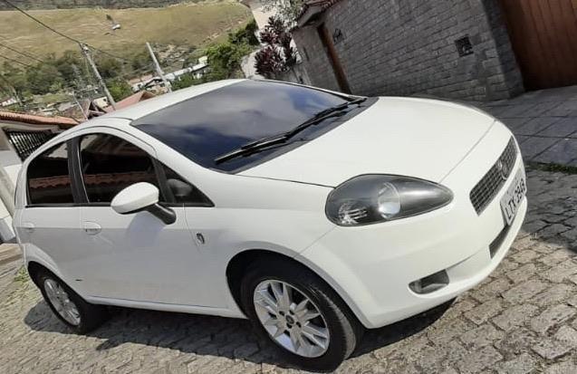 Fiat Punto Attractive Itália 1.4 Flex