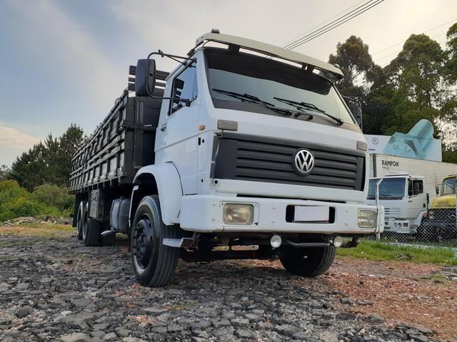 VW 16-200 com carroceria - Foto 2