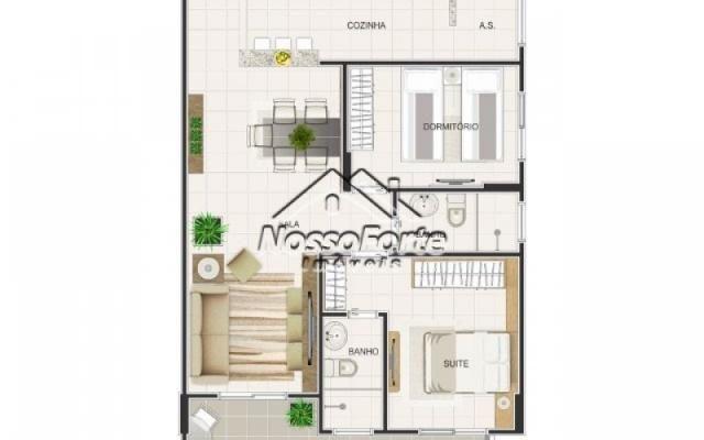 Lançamento Apartamento no Caiçara em Praia Grande - Foto 2