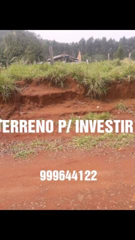 Terreno para investir