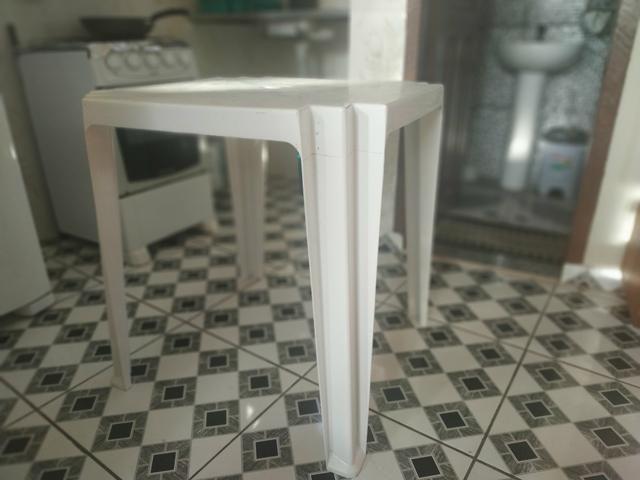 Mesa plástica - Foto 2