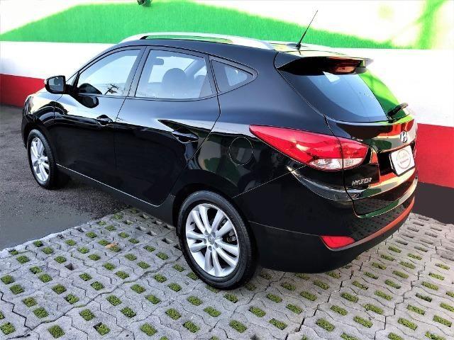 Hyundai IX35 Botão Start, Automática, Top + Kit GNV Última Geração, Baixa km. Lindo Carro! - Foto 4