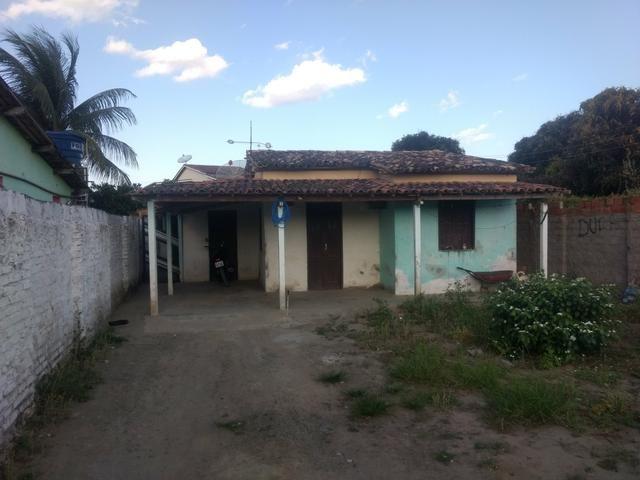 Vendo duas casas em um único lote q mede 10 por 30 - Foto 2