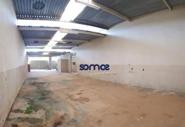 Galpão à venda, 400 m² por R$ 550.000,00 - Santa Genoveva - Goiânia/GO - Foto 6