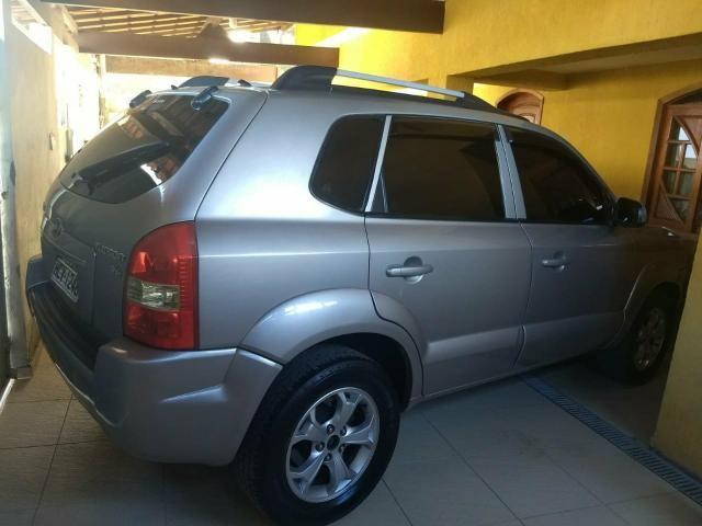 Hyundai TucsonGLS 2.7 V6 24V 4WD (aut.)