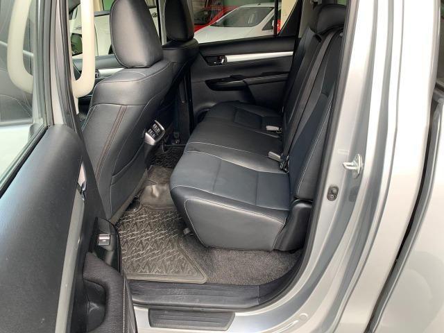 Toyota Hilux SRV 2.8 4X4 Diesel 2016 - Foto 12