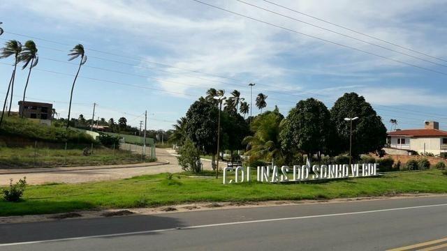 Terreno em Paripueira - Condomínio Colinas do sonho verde