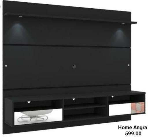 Painel para tv a partir de 179 /temos varios modelos/pague so na entrega/só chamar no zap - Foto 6
