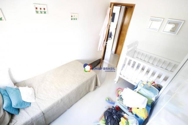 Apartamento com 3 dormitórios à venda, 80 m² por r$ 290.000,00 - setor nova suiça - goiâni - Foto 18