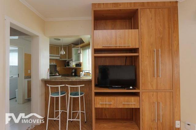 Apartamento com vista para o mar de Torres RS, nas quatros praças. - Foto 20