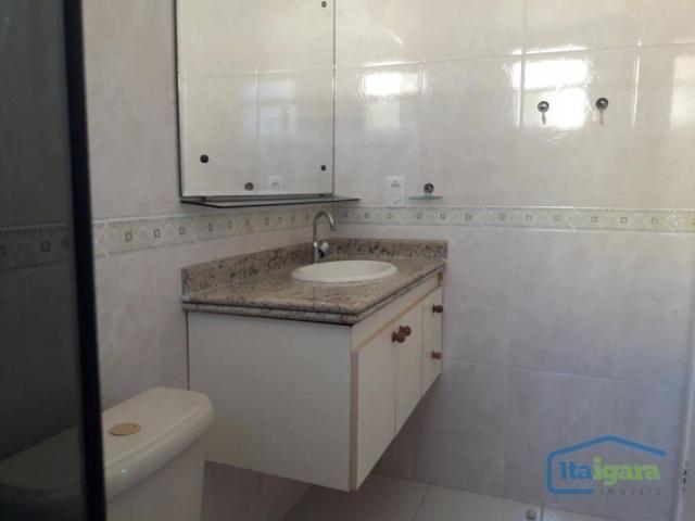 Cobertura com 4 dormitórios para alugar, 200 m²- pitangueiras - lauro de freitas/ba - Foto 8