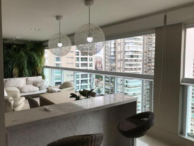Apartamento com 3 dormitórios à venda, 149 m² por r$ 950.000 - setor bueno - goiânia/go - Foto 13