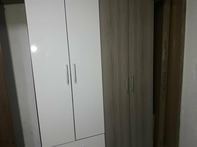 Roupeiro 4 portas carraro novo - Foto 2
