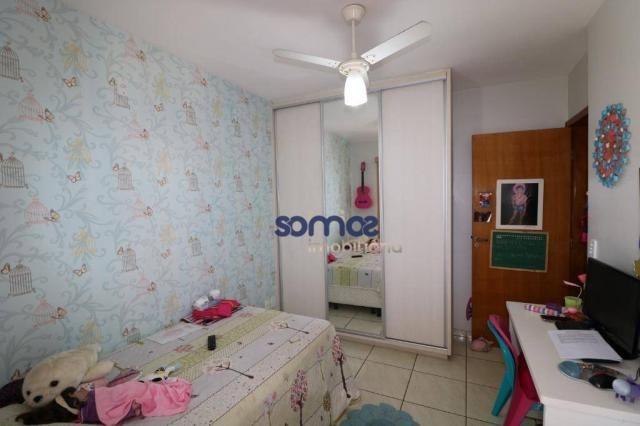 Apartamento com 3 dormitórios à venda, 95 m² por r$ 275.000,00 - jardim américa - goiânia/ - Foto 11